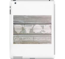 Chicago Sports Teams iPad Case/Skin