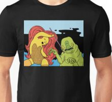Warrior Princess on Miscellaneous Mission of Dire Consequences Unisex T-Shirt