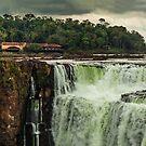 Iguazu Falls - The Top by photograham