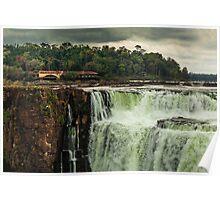 Iguazu Falls - The Top Poster