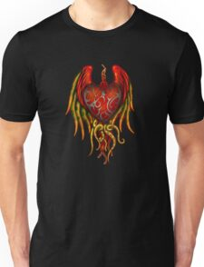 Heart - Radiant Tentacles Unisex T-Shirt