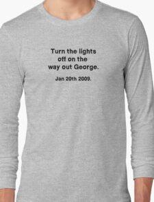 Bye bye George Bush T-Shirt