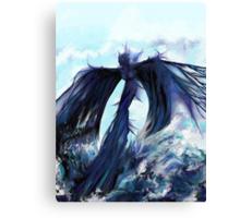 Waterborn Canvas Print