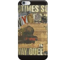 Welcome To New York City! iPhone Case/Skin