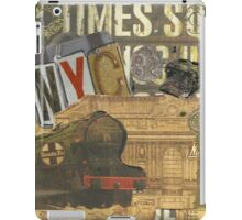Welcome To New York City! iPad Case/Skin