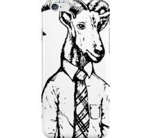 Ram In Suit iPhone Case/Skin