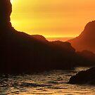 Sunset Glow by Stephen  Van Tuyl