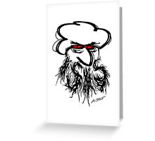 ISIS: an outgrowth of Mohammed Greeting Card