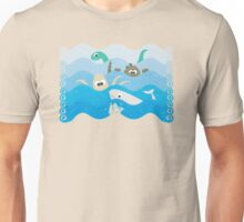 SEA OF MONSTERS Unisex T-Shirt