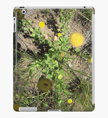 Wild flower iPad Case/Skin