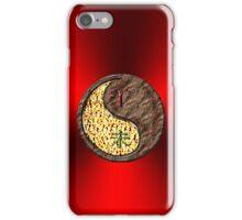 Aries & Goat Yin Earth iPhone Case/Skin