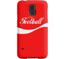 Enjoy Football Samsung Galaxy Case/Skin