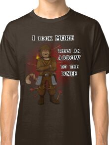 More than an arrow to the knee Classic T-Shirt