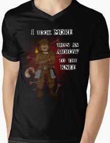 More than an arrow to the knee Mens V-Neck T-Shirt