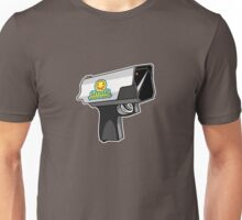 shot by cctv: smile you're on camera Unisex T-Shirt