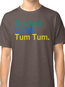 3 Ninjas Funny Geek Nerd Classic T-Shirt