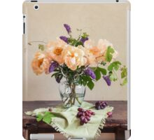 Harvest Bouquet iPad Case/Skin