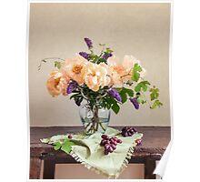 Harvest Bouquet Poster