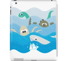 SEA OF MONSTERS iPad Case/Skin