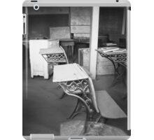 School Chairs iPad Case/Skin