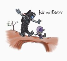 Tali and Legion T-Shirt