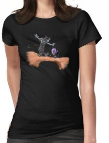 Tali and Legion Womens Fitted T-Shirt