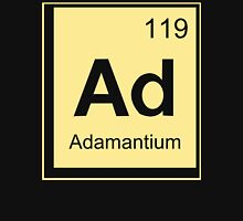 Adamantium Funny Geek Nerd Unisex T-Shirt
