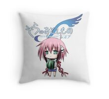 Ikaros Chibi Throw Pillow