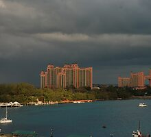 Bad weather on Nassau by julie08