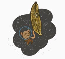 Astrobub and the Banana Spaceship Kids Clothes