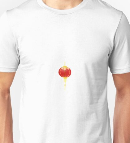 Chinese Lantern Unisex T-Shirt