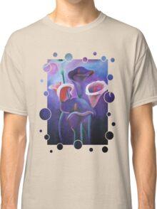 Purple Calla Flowers Classic T-Shirt