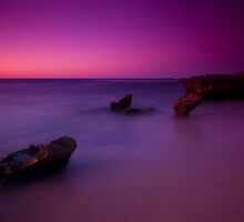 Rocky Dusk by Paul Pichugin