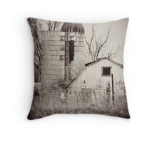 Western Wisconsin Throw Pillow