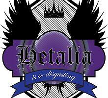 Hetalia is so DISGUSTING by qimao