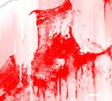 Bleed Sticker