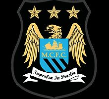 MANCHESTER CITY by AlfinKharisma