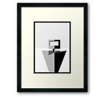 BBC Salt Lake  Nedk Framed Print
