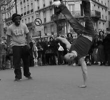 Dancers #1 by brandonsorrell
