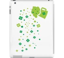 Green Beer st.Patrick's day iPad Case/Skin