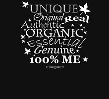 ORGANIC ORIGINAL UNIQUE TEE Womens Fitted T-Shirt