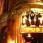 3 Monkeys Walk into a Pub by brandonsorrell