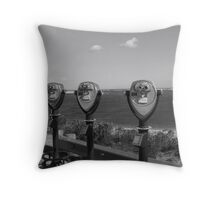 View from the Cape Throw Pillow