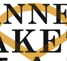 Manners Maketh Man - Kingsman Sticker