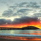 Coffs Harbour Sunrise by Mike Salway