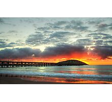 Coffs Harbour Sunrise Photographic Print