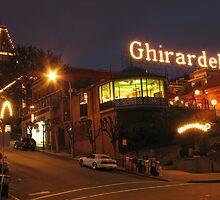 Ghirardelli Square by brandonsorrell