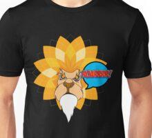 SUNFLOWER LION Unisex T-Shirt