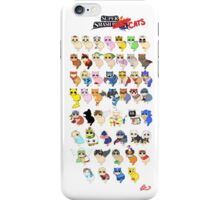Super Smash Cats! iPhone Case/Skin