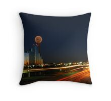 Reunion Rush Hour Throw Pillow